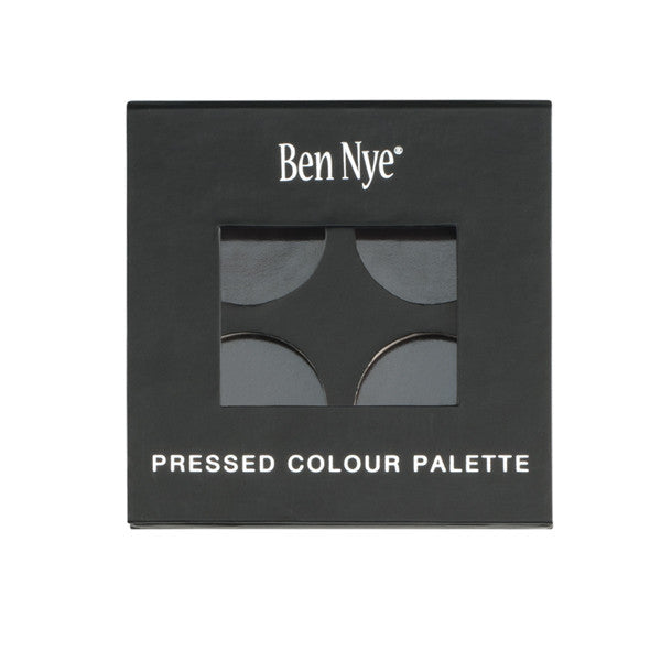 Ben Nye Empty 4-Well Refillable Palette -  | Camera Ready Cosmetics