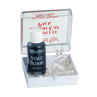 Ben Nye Complete Blood Pack with Capsules -  | Camera Ready Cosmetics
