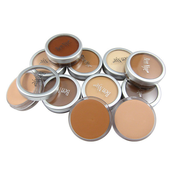 Ben Nye HD Matte Foundation -  | Camera Ready Cosmetics - 3