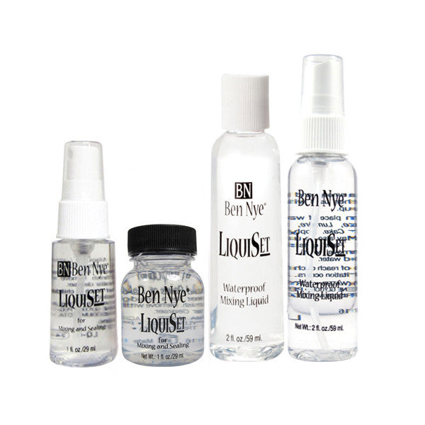 Ben Nye LiquiSet Mixing Liquid (USA Only) -  | Camera Ready Cosmetics - 1