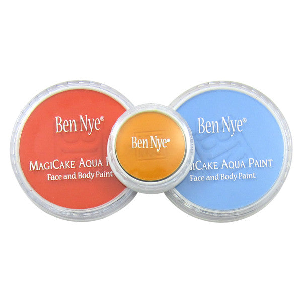 Ben Nye MagiCake Aqua Paint -  | Camera Ready Cosmetics - 5