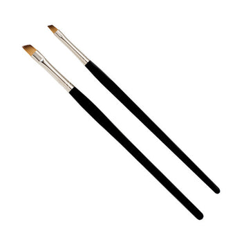 Ben Nye Makeup Brush - Angle -  | Camera Ready Cosmetics - 1