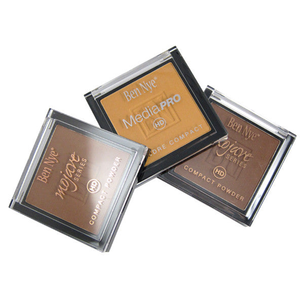 Ben Nye MediaPRO Mojave Poudre Compacts -  | Camera Ready Cosmetics - 3