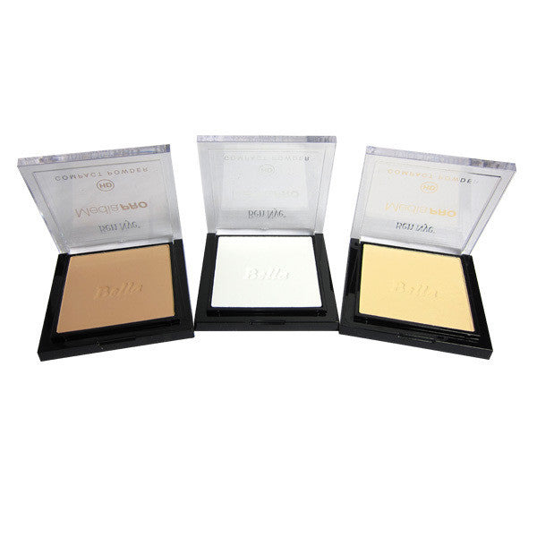 Ben Nye MediaPRO Bella Poudre Compact Powder - Full size compact -  | Camera Ready Cosmetics - 3