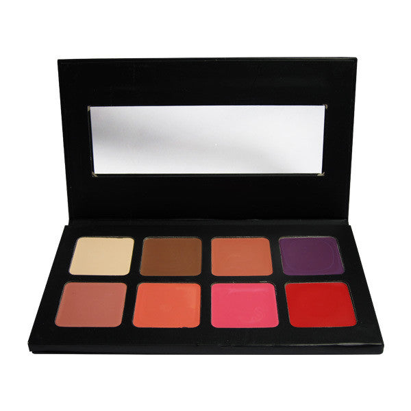 Ben Nye REFILLABLE MediaPRO HD Creme Blush & Contour Select Palette (Limited Availability) -  | Camera Ready Cosmetics