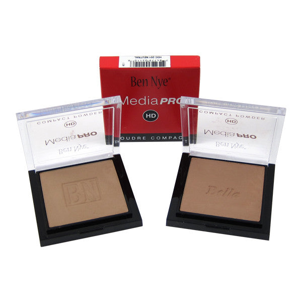 Ben Nye MediaPro Contour Poudre Compacts -  | Camera Ready Cosmetics - 1