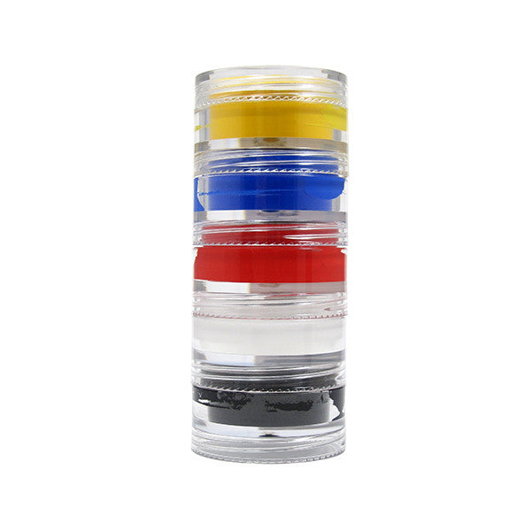Ben Nye Primary Creme Stack -  | Camera Ready Cosmetics - 1