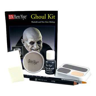 Ben Nye Ghoul Makeup Kit HK-7  | Camera Ready Cosmetics