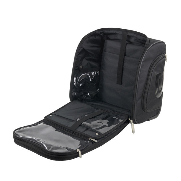 Zuca Black Skipper Artist Bag (USA Only) -  | Camera Ready Cosmetics - 2