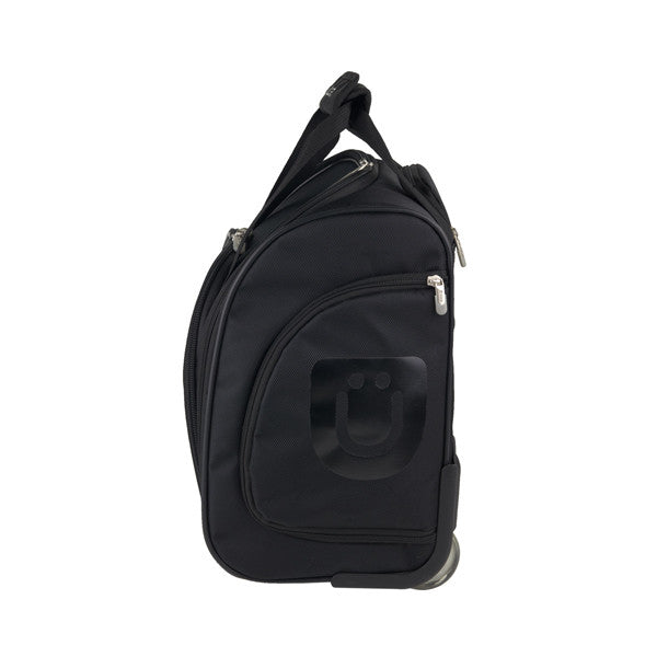 Zuca Black Skipper Artist Bag (USA Only) -  | Camera Ready Cosmetics - 3