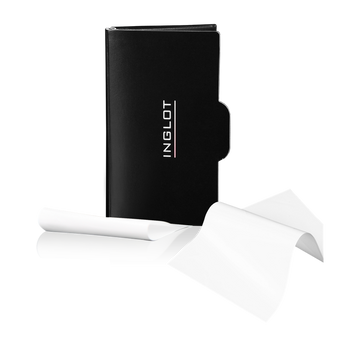 Inglot Oil Blotting Sheets -  | Camera Ready Cosmetics