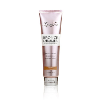 alt Loving Tan Bronze Shimmer Luminous Cream Medium