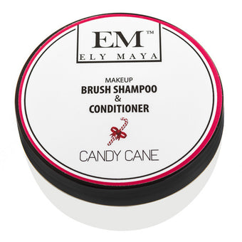 Ely Maya Brush Shampoo and Conditioner - Candy Cane  | Camera Ready Cosmetics