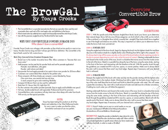 alt The BrowGal Convertible Brow