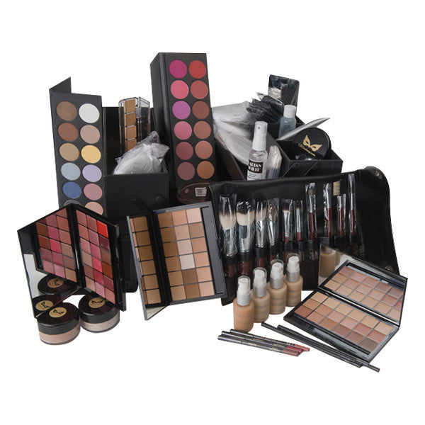 CRC Deluxe Carla Makeup Kit -  | Camera Ready Cosmetics - 1