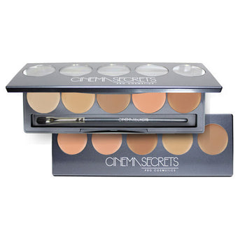 Cinema Secrets Ultimate Corrector 5-IN-1 PRO Palette -  | Camera Ready Cosmetics - 1