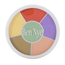 Ben Nye Corrector Wheel - 6 Colors (CTRW-100)