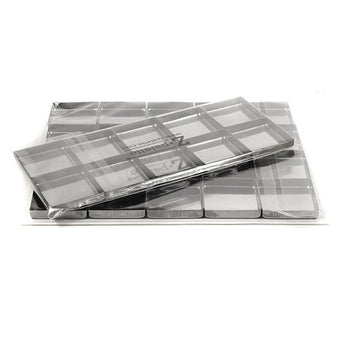 Z Palette Square Empty Metal Pans -  | Camera Ready Cosmetics - 1
