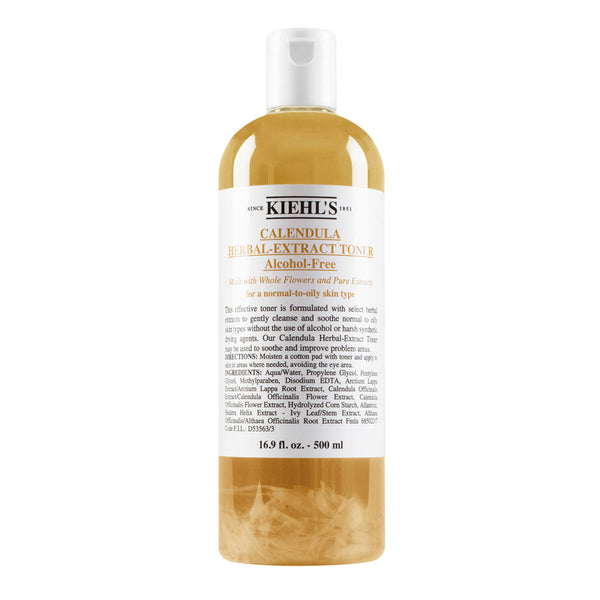 alt Kiehl's Since 1851 Calendula Herbal Extract Alcohol-Free Toner 16.9 fl oz