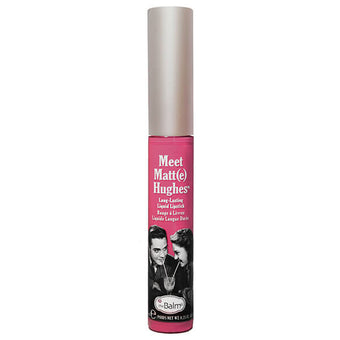 The Balm Cosmetics - Meet Matt(e) Hughes - Long Lasting Liquid Lipstick | The Balm Cosmetics