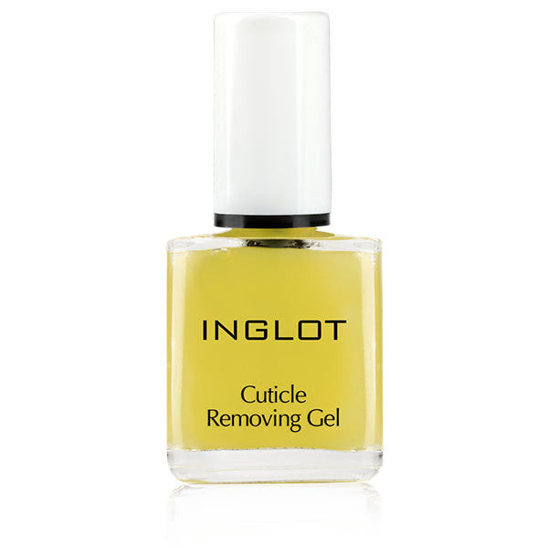 Inglot Cuticle Removing Gel -  | Camera Ready Cosmetics