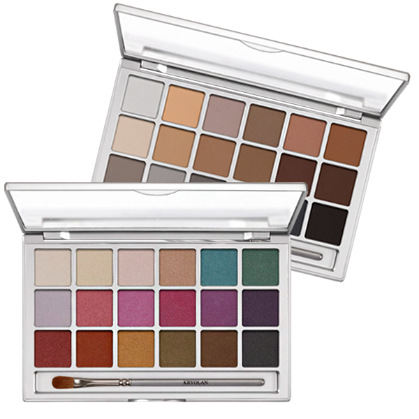 Lip Rouge Palette 12 Colors - Classic 2 by kryolan #20