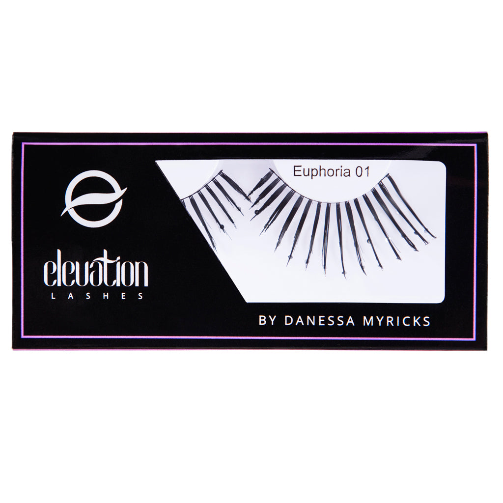 Danessa Myricks Elevation Euphoria Lashes Camera Ready