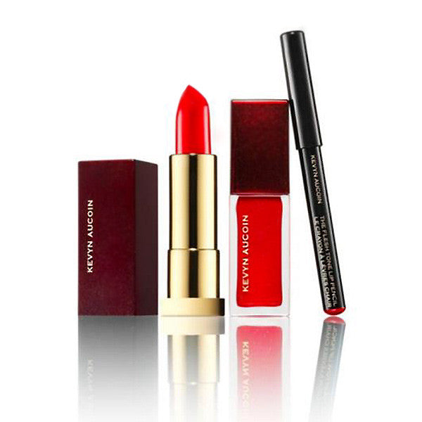 alt Kevyn Aucoin - The Expert Lip Kit Femme Fatale (Limited Availability)