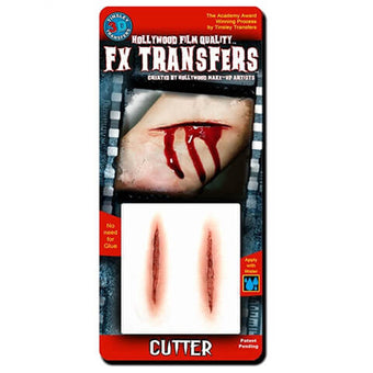 alt Tinsley Transfers - Cutter - 3D FX Transfers Small