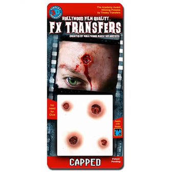 alt Tinsley Transfers - Capped - 3D FX Transfers Small