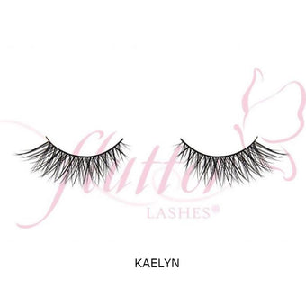 alt Flutter Mink Natural Lashes Kaelyn