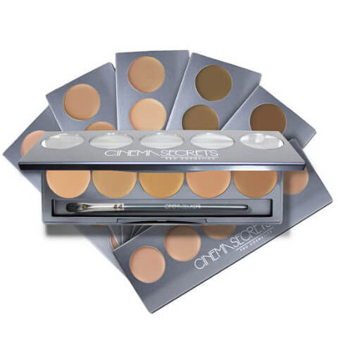 alt Cinema Secrets Ultimate Foundation 5-IN-1 PRO Palettes