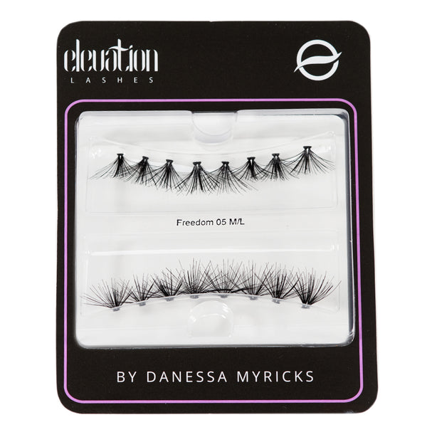 alt Danessa Myricks Elevation Freedom Lashes Freedom 05 M/L
