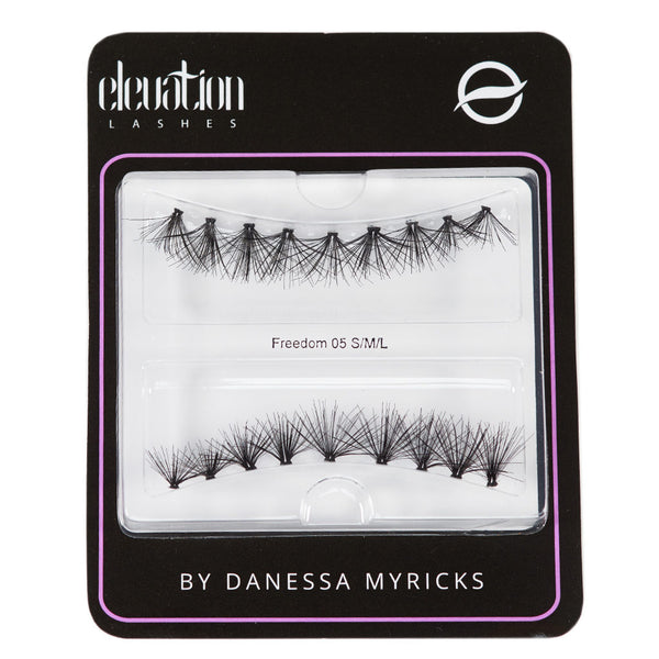 alt Danessa Myricks Elevation Freedom Lashes Freedom 05 S/M/L