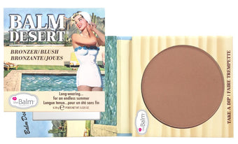 alt The Balm Cosmetics - Balm Desert Bronzer/Blush