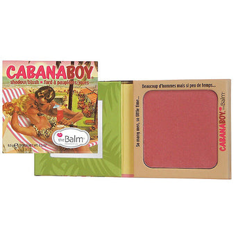 The Balm Cosmetics CabanaBoy Shadow/Blush | The Balm Cosmetics | Camera Ready Cosmetics