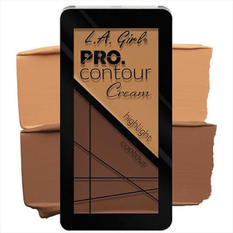 L.A. Girl PRO.Contour Cream (NEW PRODUCT - PAGE BEING BUILT) | L.A. Girl