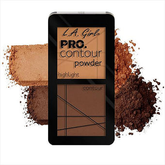 alt L.A. Girl PRO.Contour Powder Medium Deep (GCP666)