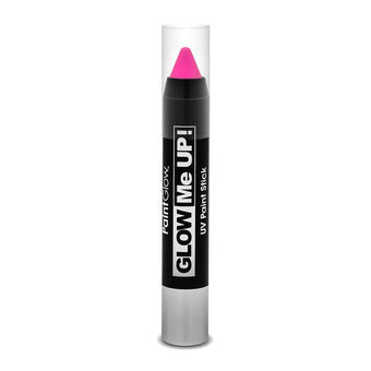 alt PaintGlow UV Paint Stick Pink (AI1H04)
