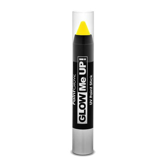 alt PaintGlow UV Paint Stick Yellow (AI1H01)