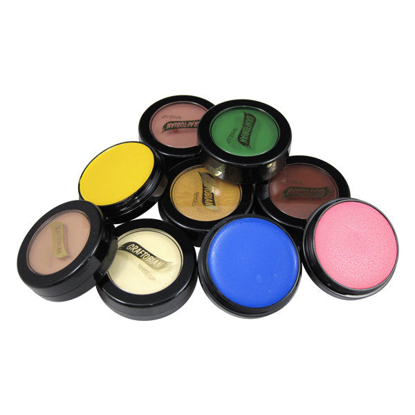 Graftobian Creme Foundation - Theatrical -  | Camera Ready Cosmetics - 3