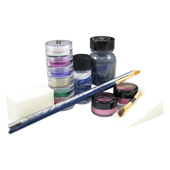 Graftobian Fantasy Dance Kit - Mardi Gras/Latex Fantasy Kit -  | Camera Ready Cosmetics - 2