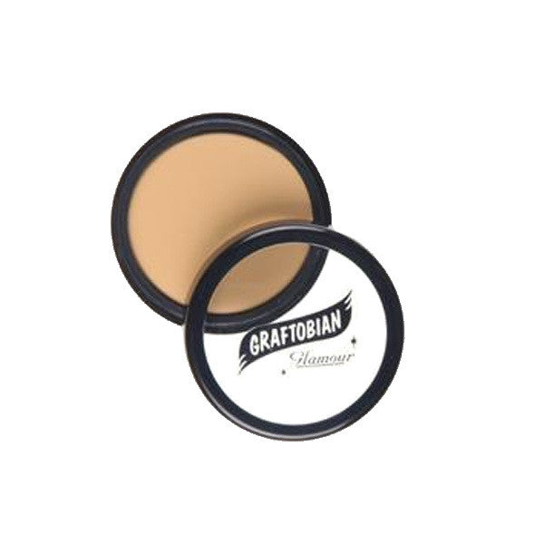Graftobian Hi-Def Glamour Creme Foundation -  | Camera Ready Cosmetics - 1
