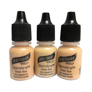 SAMPLE of Graftobian GlamAire Airbrush Foundation - Afterglow (30632)  - 1