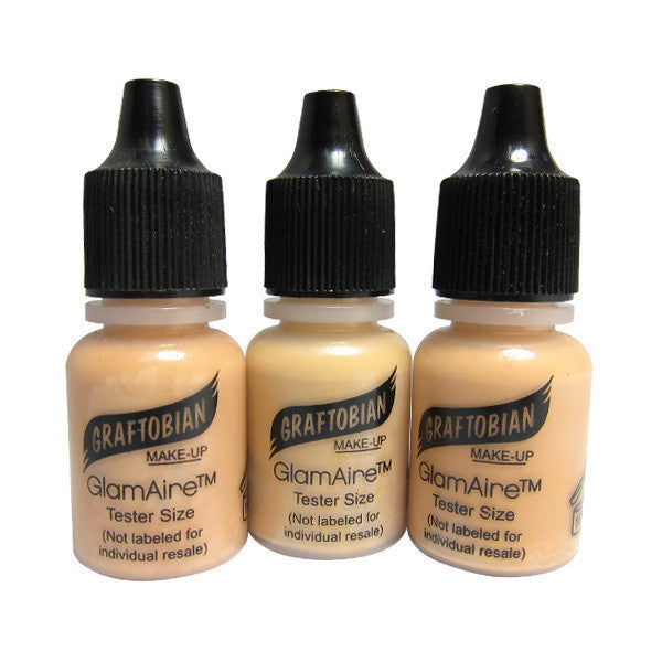 shampoo for dry hair sample of graftobian glamaire airbrush foundation 30652