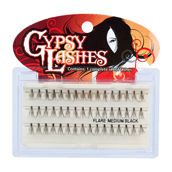 Gypsy Individual Lash - Medium Black -  | Camera Ready Cosmetics