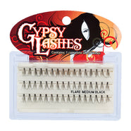 Gypsy Individual Lash - Medium Black -