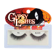 Gypsy Lashes - 90 (900) black -