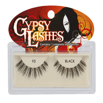 Gypsy Lashes - 93 (903) black -  | Camera Ready Cosmetics