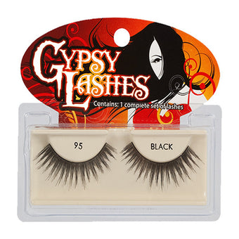 Gypsy Lashes - 95 (905) black -  | Camera Ready Cosmetics